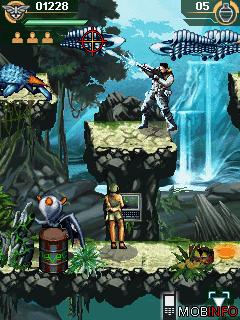 Tải Gameloft Lost Planet 2 cho điện Java