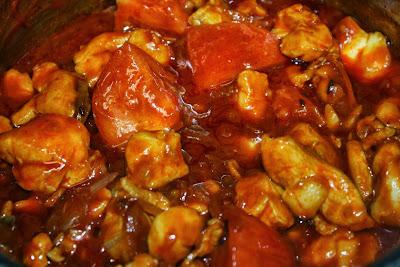 Bakteria Salmonella Mencemari Ayam Masak Merah Kenduri Kahwin