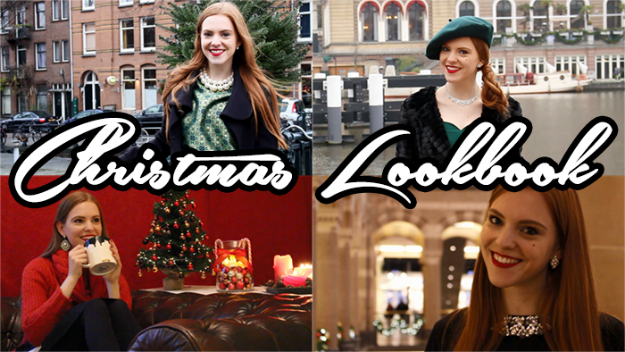 Christmas / Kerst / Holiday Lookbook Video with Outfit Inspiration
