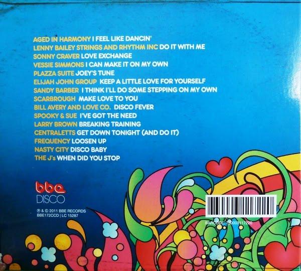 Discosoul Cargo & Alex Missry aka DJ Misery1: Various – Disco Love 2