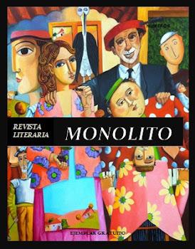 REVISTA LITERARIA MONOLITO VI