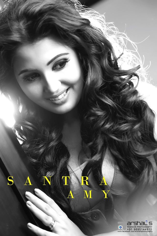 Sandra Jose latest hot photos