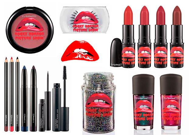 MAC y la colección de maquillaje The Rocky Horror Picture Show