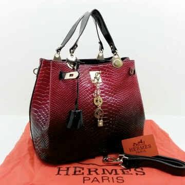 Tas Hermes 1108 (Red)