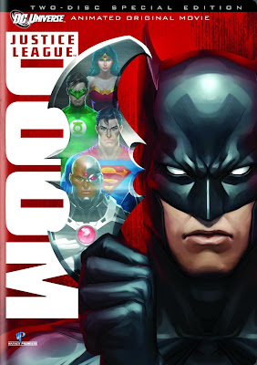 Watch Justice League: Doom 2012 Hollywood Movie Online | Justice League: Doom 2012 Hollywood Movie Poster