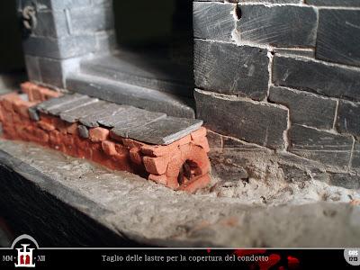 Domus project: costruzione 123: condotto di scarico