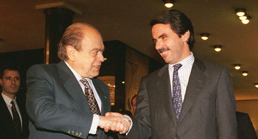 Pujol y Aznar