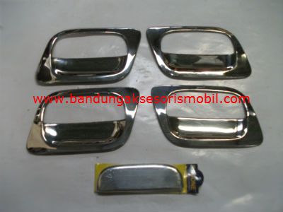 Door Handle + Outer Stainless APV