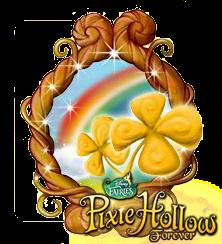 2013 Golden Clover Hunt Badge