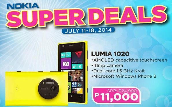 Nokia Lumia 1020 Philippines, Nokia Abenson Sale