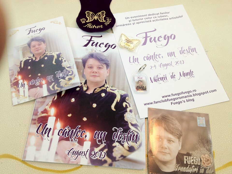 """Fuego - Un cântec, un destin"" 2013"