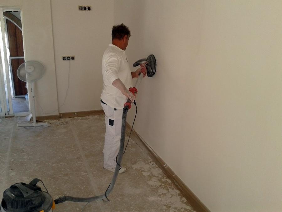 Alisar paredes alicante materiales de construcci n para la reparaci n - Pegamento de escayola para alisar paredes ...