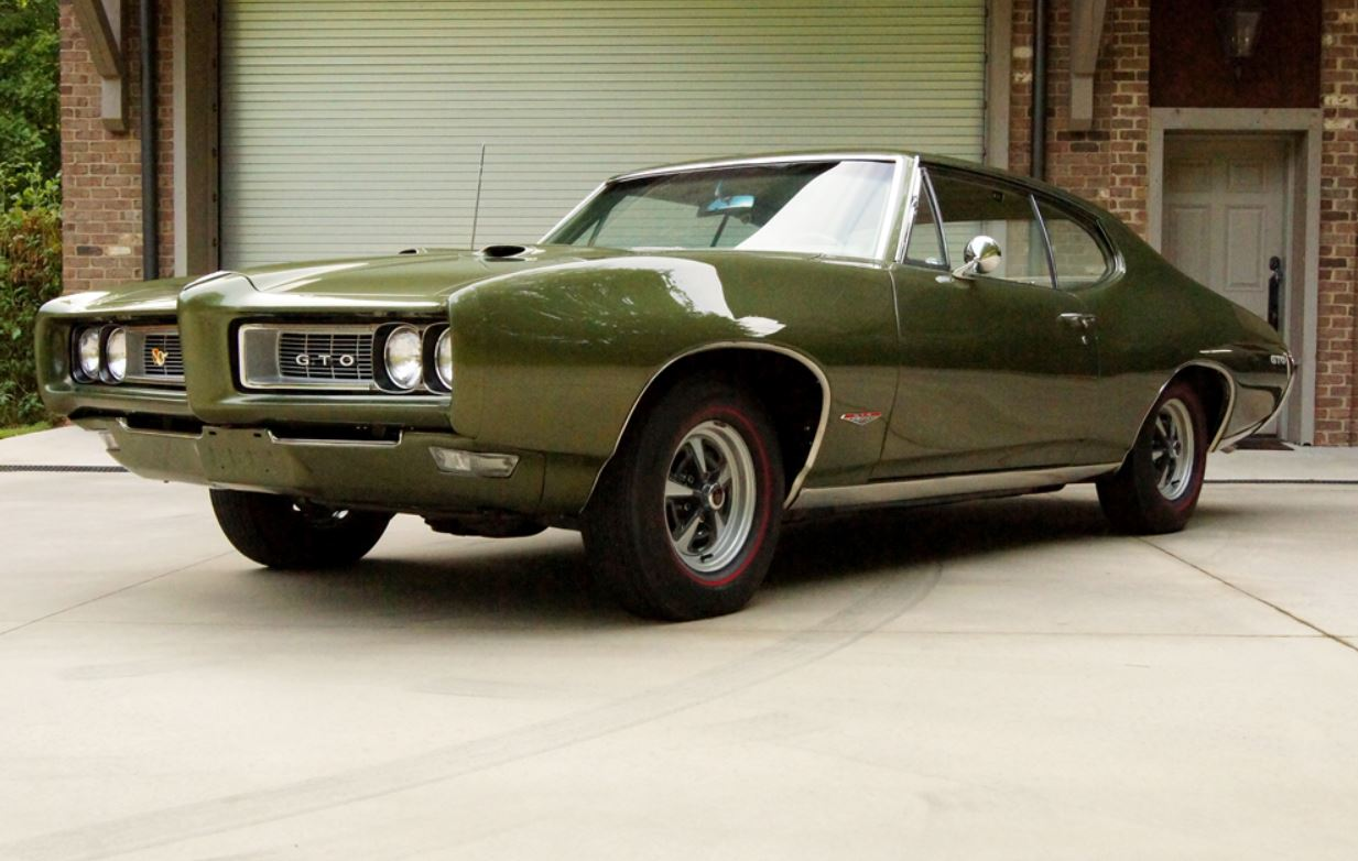 on the block 1968 pontiac gto ram air ii coupe update sold price rh phscollectorcarworld blogspot com