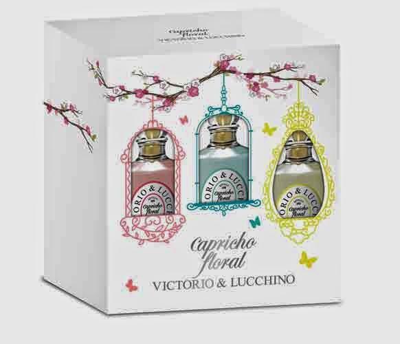 Capricho floral de Vitorio & Lucchino