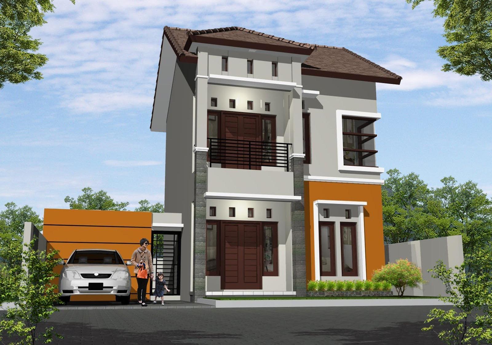 Gambar Rumah Minimalis Sederhana 1 Lantai Model Terbaru ...