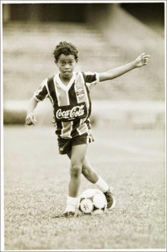 Ronaldinho Kecil