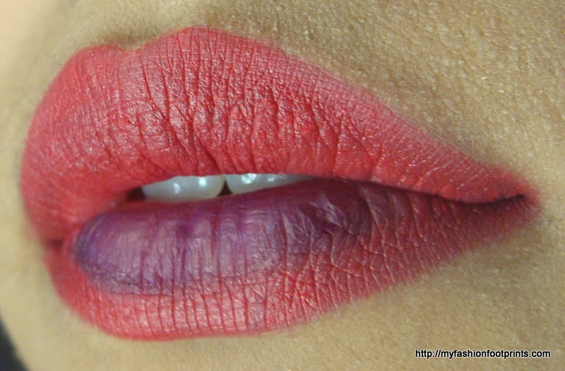 Dual Toned Lips – A Hot Trend
