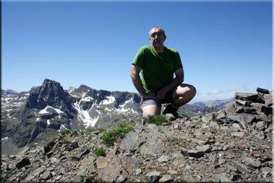 Peña Blanca mendiaren gailurra 2.365 m. -- 2011ko maiatzaren 28an