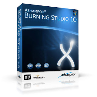 Ashampoo Burning Studio 10.0.15 Full Version
