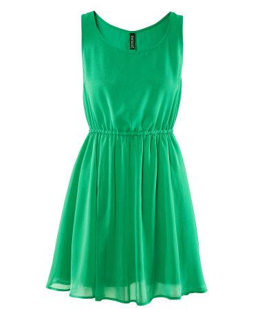 Летнее платье  для девочки из шифона