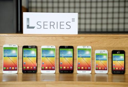 Lg ha annunciato la nuova serie L3 di smartphone Android KitKat