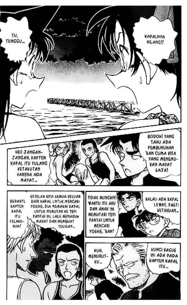 Dilarang COPAS - situs resmi www.mangacanblog.com - Komik detective conan 362 - pengunjung yang berbahaya 363 Indonesia detective conan 362 - pengunjung yang berbahaya Terbaru 9|Baca Manga Komik Indonesia|Mangacan