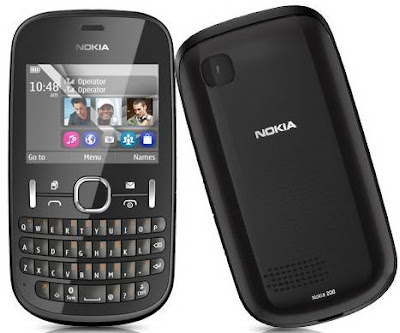 Download Firmware Nokia Asha 200 RM-761 v10.58 BI Only