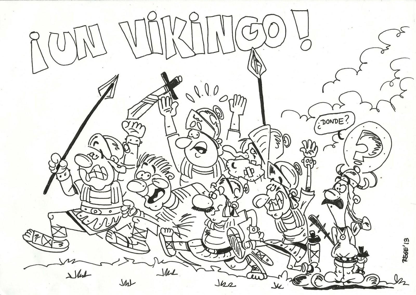 Humor en juego de tronos e histórico - Página 4 VIKINGO+1