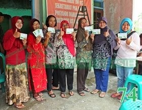 Bank Sampah Melati Bersih Reni Jaya RW.017 Pamulang Barat Pamulang Tangerang Selatan