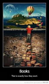 Como funcionam os livros?