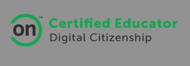Digital Citizenship Certified Educator