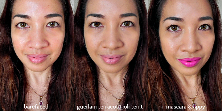 guerlain terracota joli tent review, swatch, summer beauty must-haves