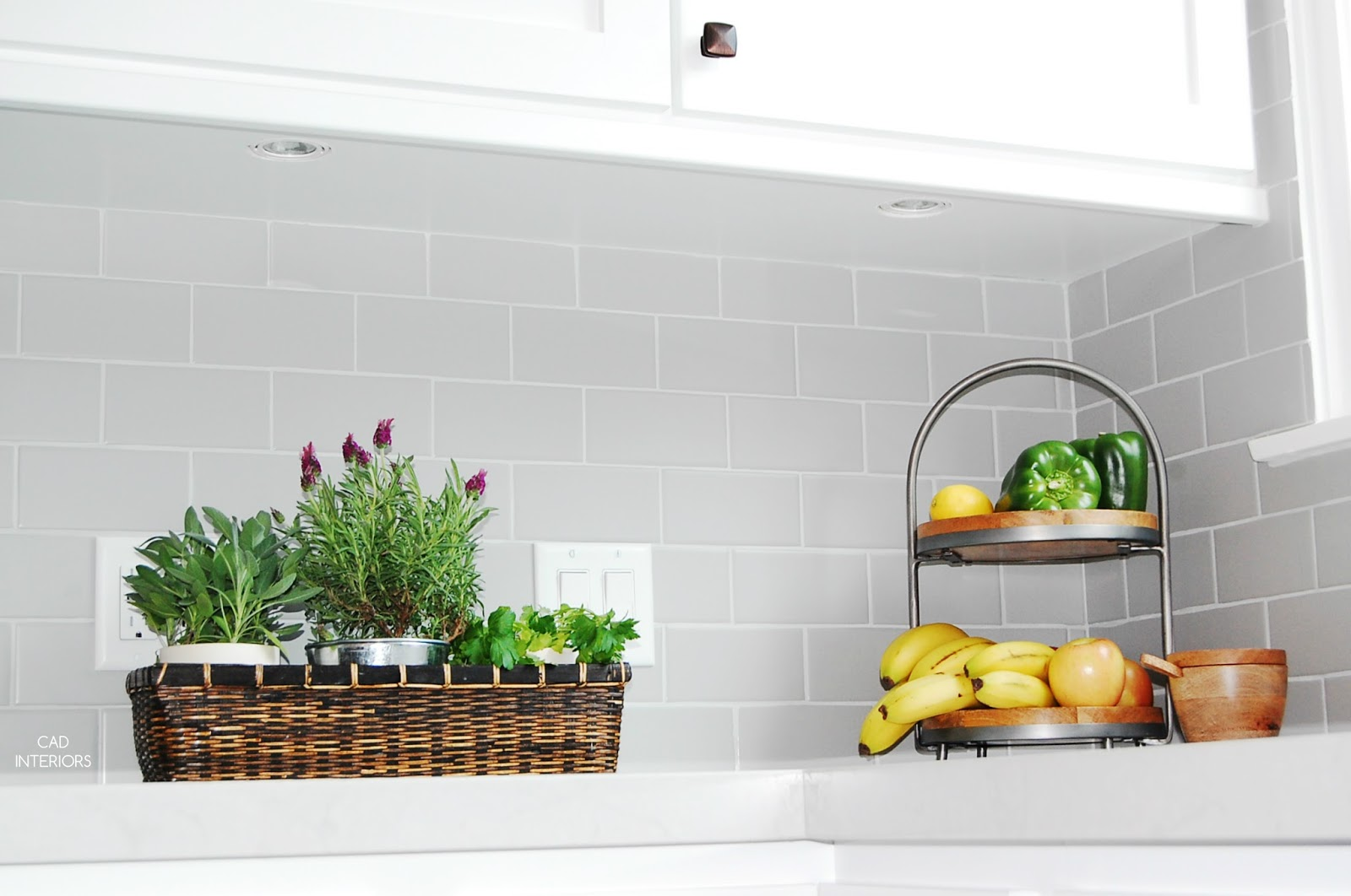 Subway tile kitchen backsplash ideas