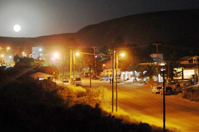 Puerto Pirámides Ein Dorf mit 500 Einwohnern