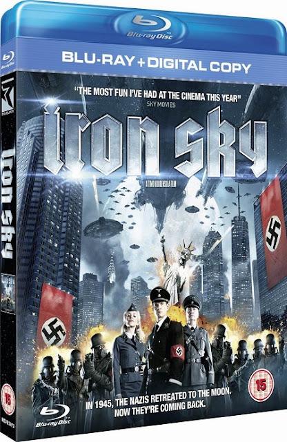 Iron Sky (2012) LiMiTED BluRay 720p 600MB Mediafire links ~ Full ...
