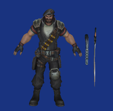 New on PBE: Special Forces Gangplank - 61.0KB