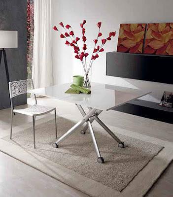 Mesas de comedor por la decoradora experta 2 mesas para for Mesas de comer