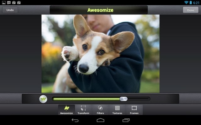 Camera Awesome apk screenshoot