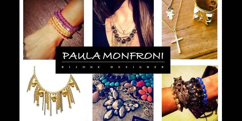 Paula Monfroni - Bijoux Designer