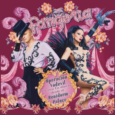 portada del DVD + CD de Alaska y Nacho Canut