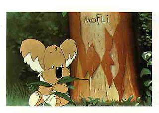 ... do Mofli, o último Koala