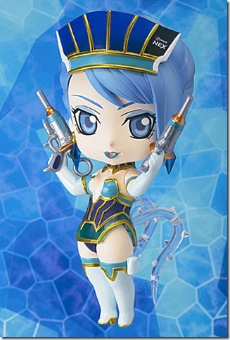 Chibi-Arts Blue Rose