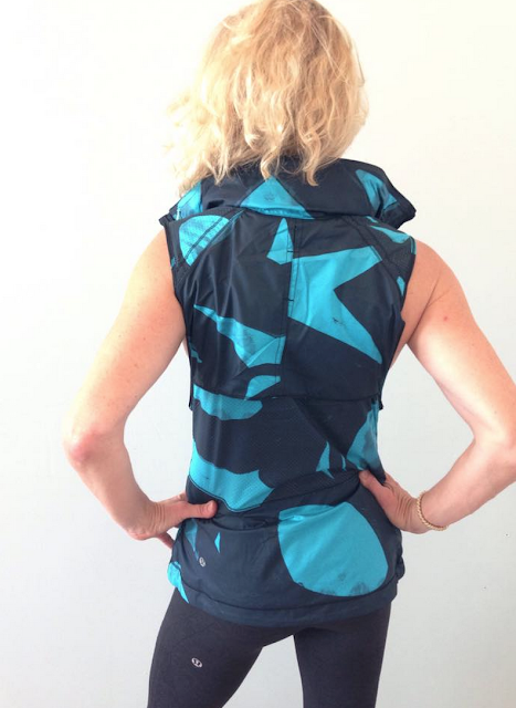 Back Pack-Pack It Vest