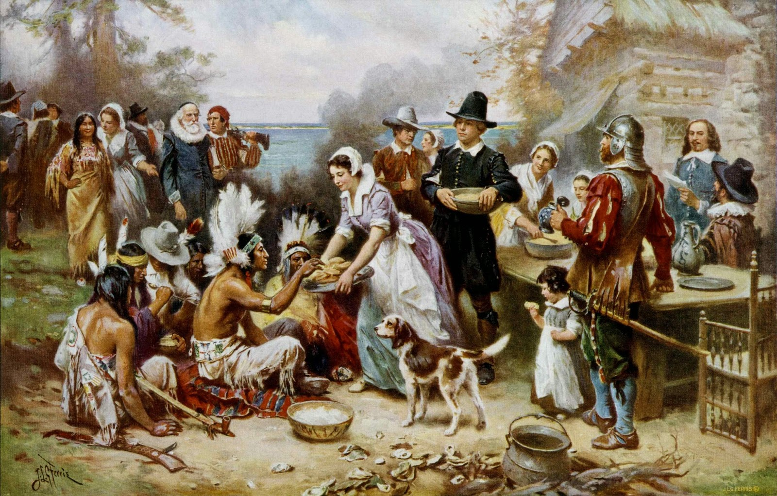 America's First Thanksgiving