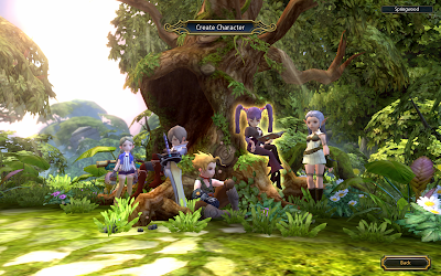 Dragon Nest - Class Selection