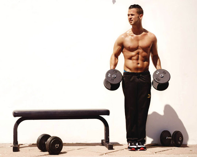 body fitness men