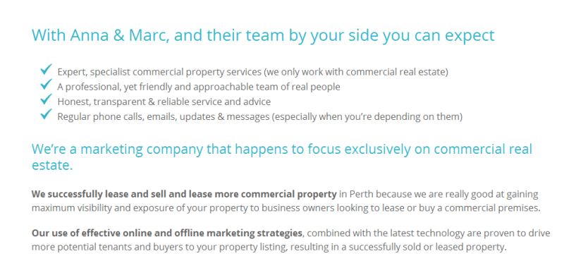 reliable commercial property management specialists