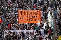 La reforma educacional no cambia el fondo del sistema