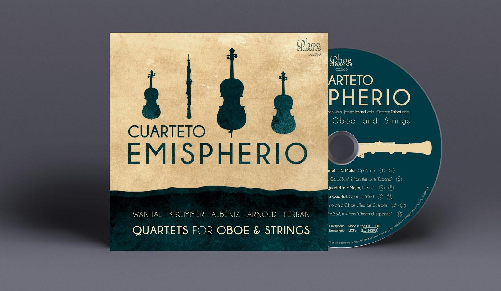 Cuarteto Emispherio