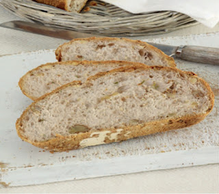 Walnut-and-Rosemary-Loaf-Recipe